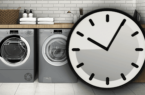 Imagen Tu lavado, tus tiempos.
